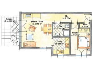 Appartement12 Grundriss
